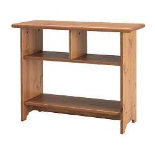 Vendo Mesilla auxiliar de madera.