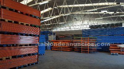 Estanterías industriales mobiliario