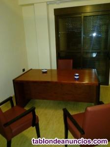 Se venden muebles de despacho