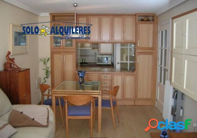 Apartamento de 1 dormitorio en Av. Argentinita