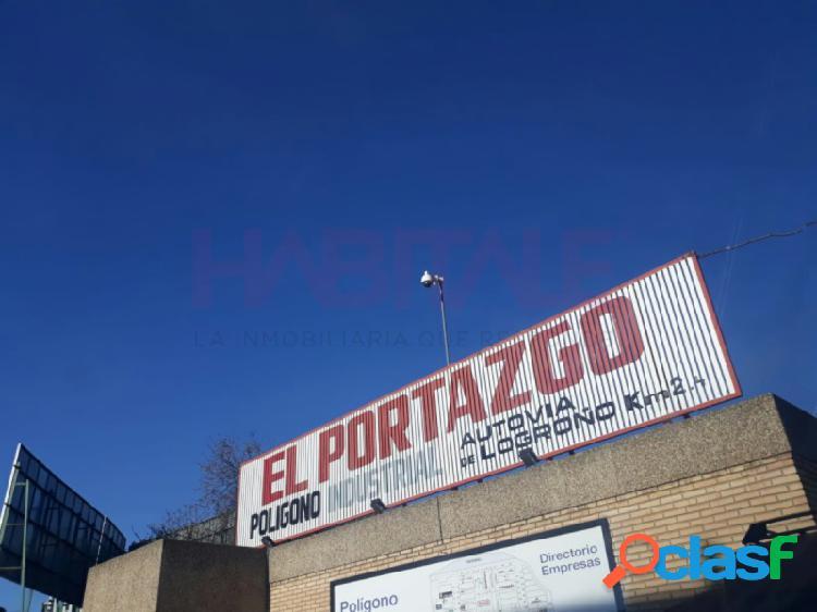Nave para OFICINAS, 1ª planta, en Polígono EL PORTAZGO,