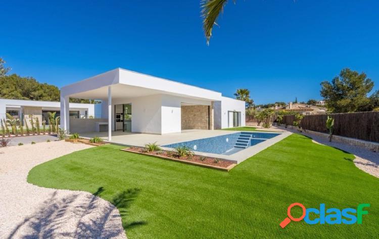 Villa de Lujo de 3 dormitorios de Llave en Mano en Javea