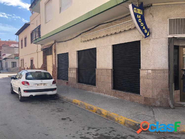 local comercial de 90 metros en Almoradi