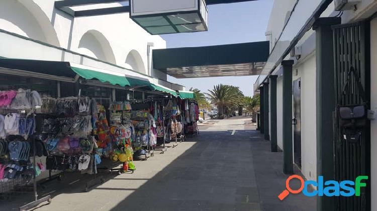 Alquiler Local comercial - Costa Teguise, Lanzarote [211092]