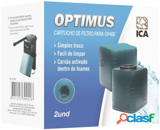 Ica Cartucho Optimus 400 2 Unds 192 GR