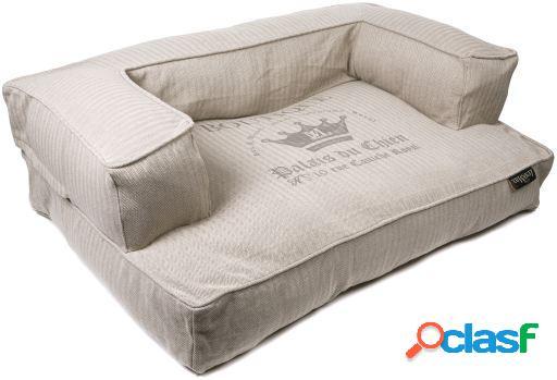 Lex & Max Sofa Boutique Beige 115x75x35 cm