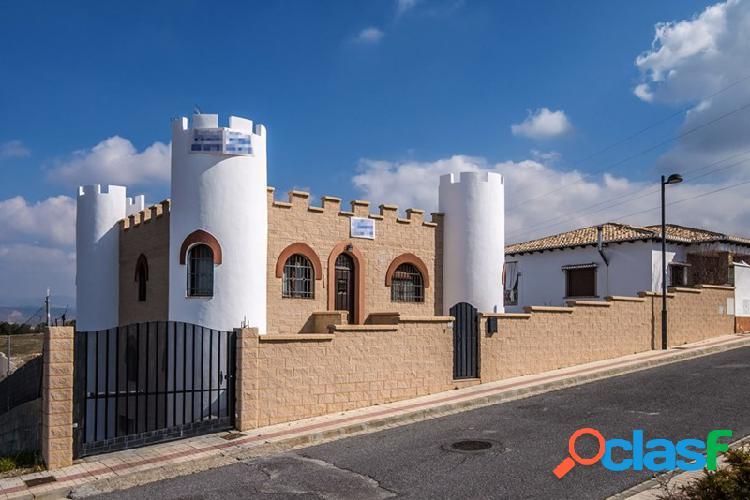 ¿Alguna vez soñó con vivir en un auténtico castillo?