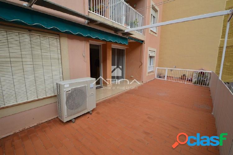 Apartamento en el Puerto de Javea totalmente reformado de 3
