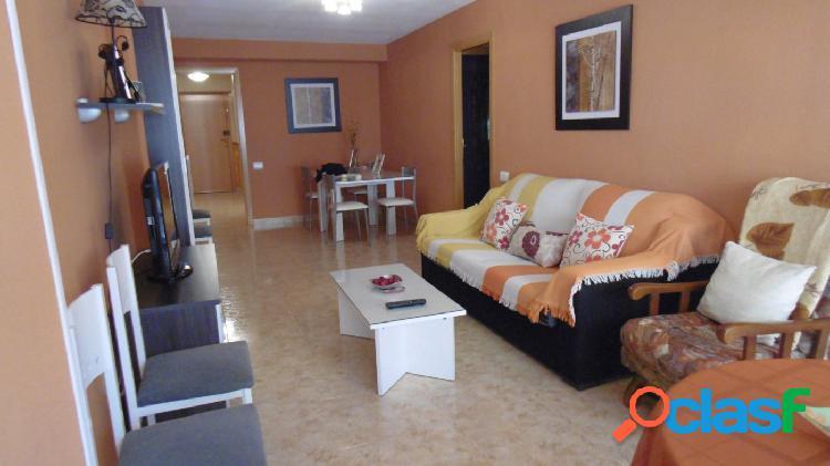 Apartamento reformado de 3 dormitorios en Jaime 1