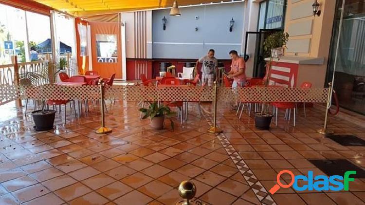 Bonito local comercial para un restaurante, bar de 600 m2