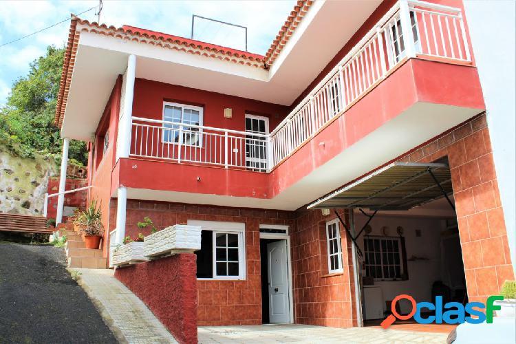 Casa independiente en la Guancha