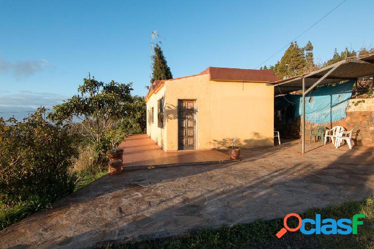Chalet independiente a la venta en Puntagorda (Santa Cruz de