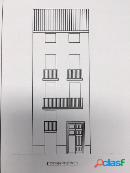 Edificio en el centro de Igualada a reformar en parcela 146