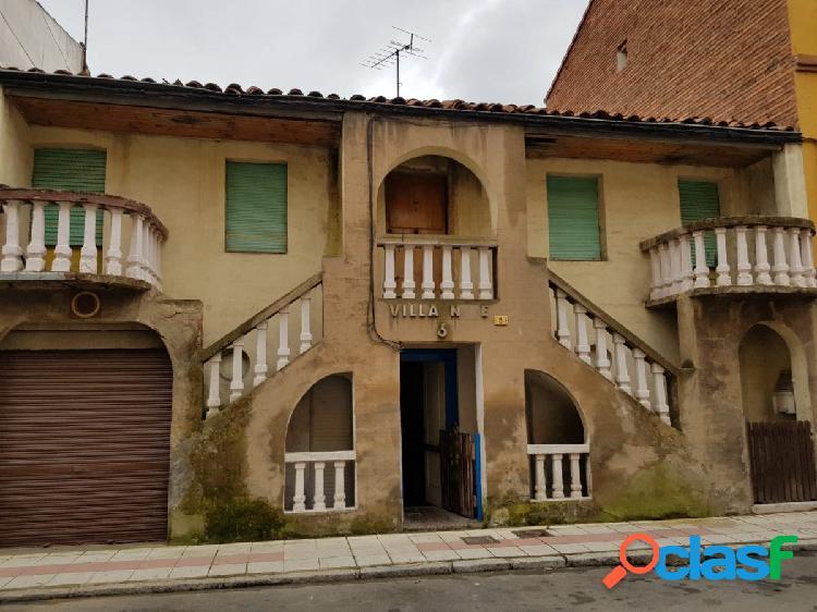 Edificio para rehabilitar en León, zona Doctor Fleming