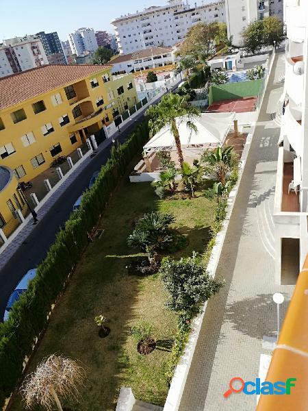 En Los Boliches, Edificio Horizontes, en venta apartamento
