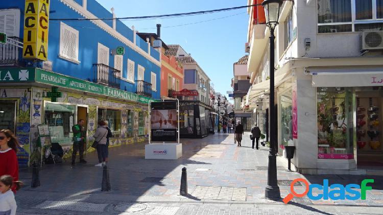 Local Comercial en el Centro de Fuengirola.