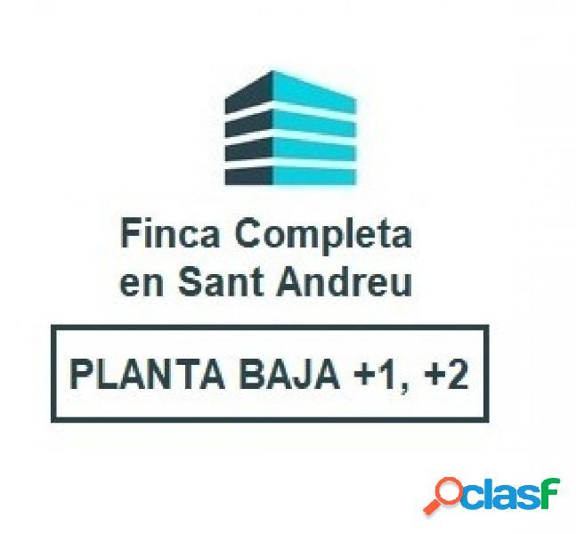 Oportunidad Inversores. FINCA COMPLETA en el barrio de Sant