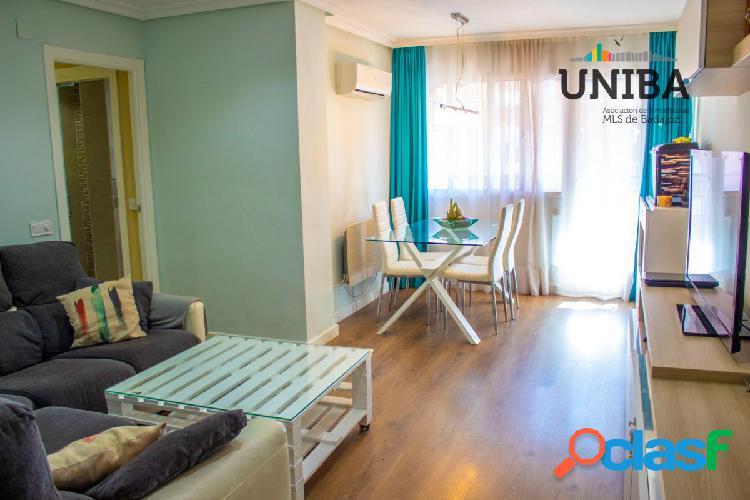 Oportunidad: piso totalmente reformado con 3 dormitorios +