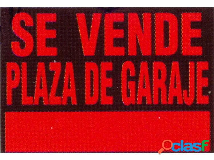 PARCELA DE GARAJE EN EL CENTRO DE SAN VICENTE