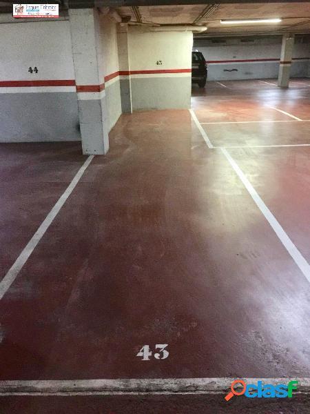 Plazas de parking en venta