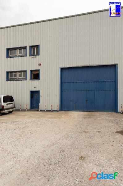 Se vende Nave industrial en Irun