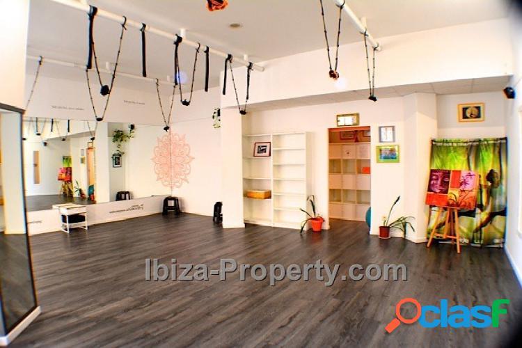 TRASPASO ALQUILER - Local en el centro de Ibiza