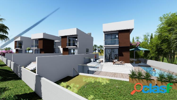 Urbanización Cap Blanc, lujo y confort en unifamiliares de