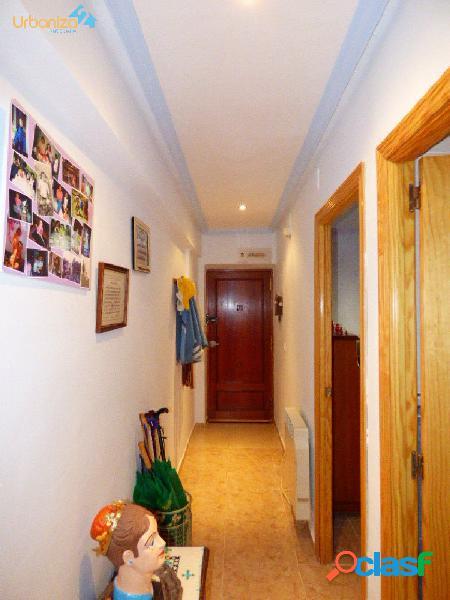 apartamento reformado de 2 habitaciones en planta baja
