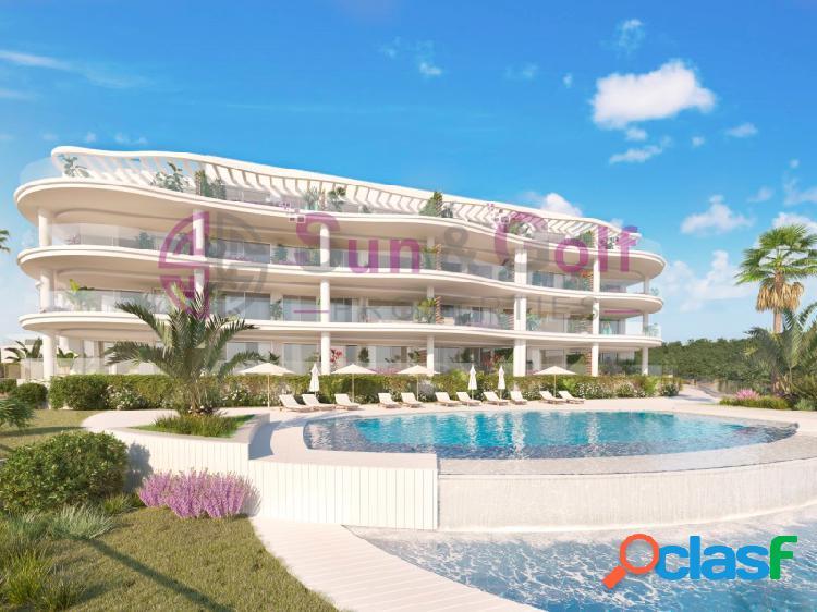 Apartamentos cerca del mar de 2 y 3 habitaciones desde