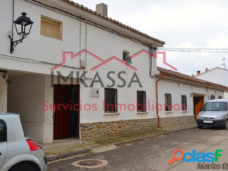 Casa de pueblo con encanto en Hita. Guadalajara.