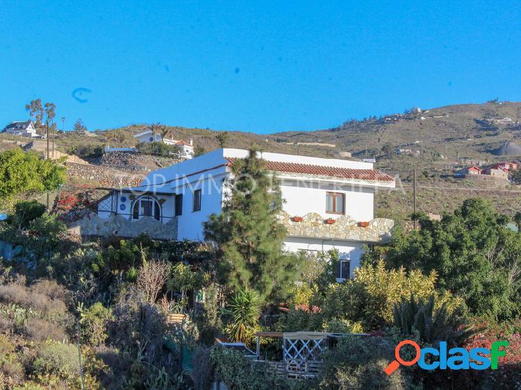 Casa independiente con vista mar en Arona