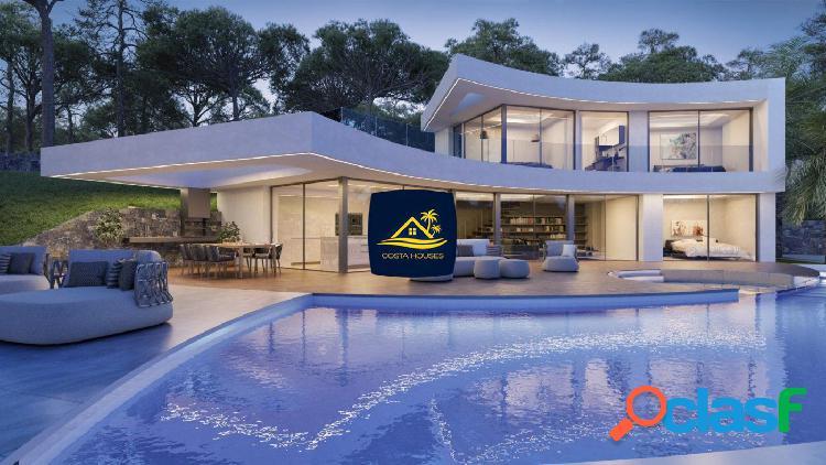 Elegante Villa de Lujo en Javea ⚜ COSTA HOUSES · Luxury