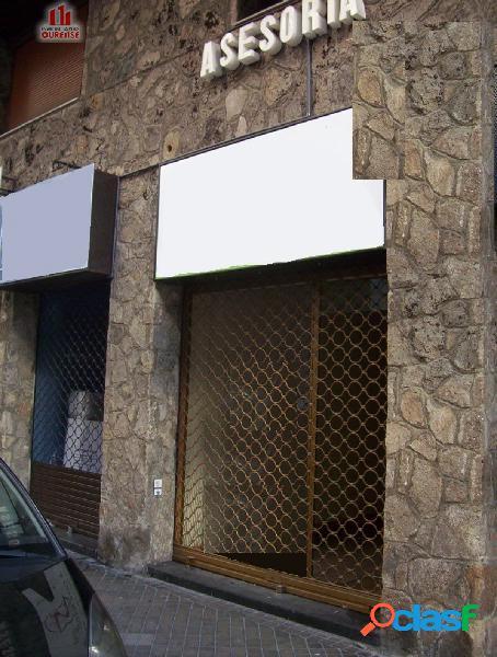 LOCAL COMERCIAL EN EL CENTRO.