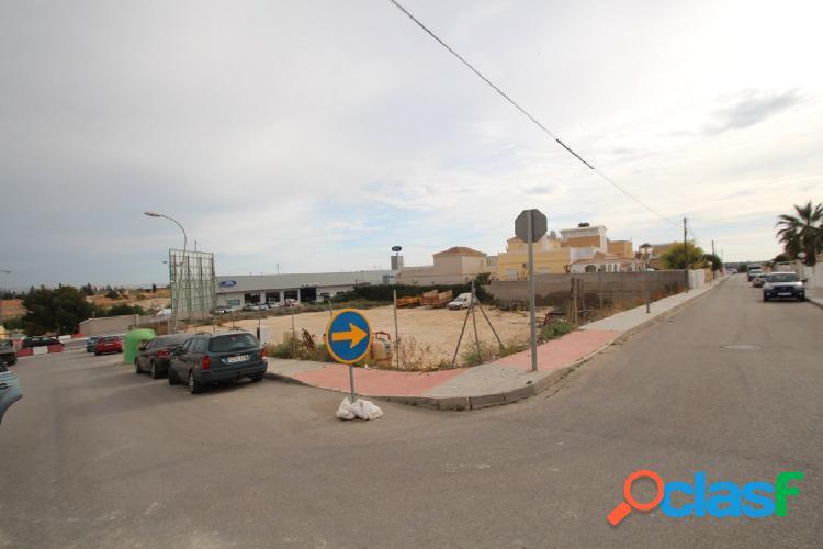 Oportunidad Se vende parcela en San Miguel de Salinas