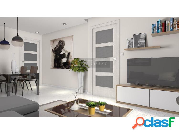 Promoción de pisos en venta en construcción en 3º línea