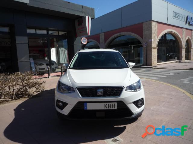 SEAT Arona gasolina en Riba-roja de Turia (Valencia)