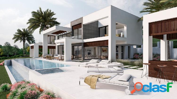 Villa de diseño contemporáneo en La Cerquilla, Nueva