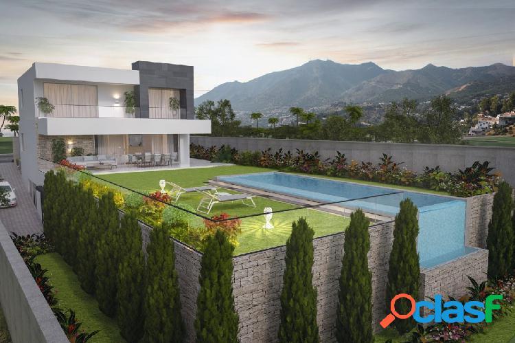 Villa en venta en La Cala de Mijas