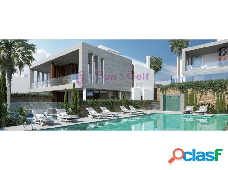 Villas de lujo a 400 metros de la playa desde 1,195,000