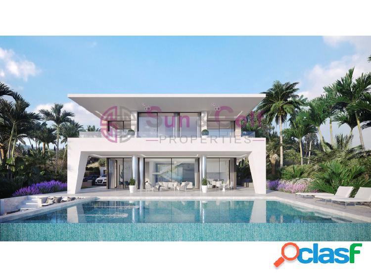 Villas de lujo de 3 y 4 habitaciones desde 495,000 Euros.