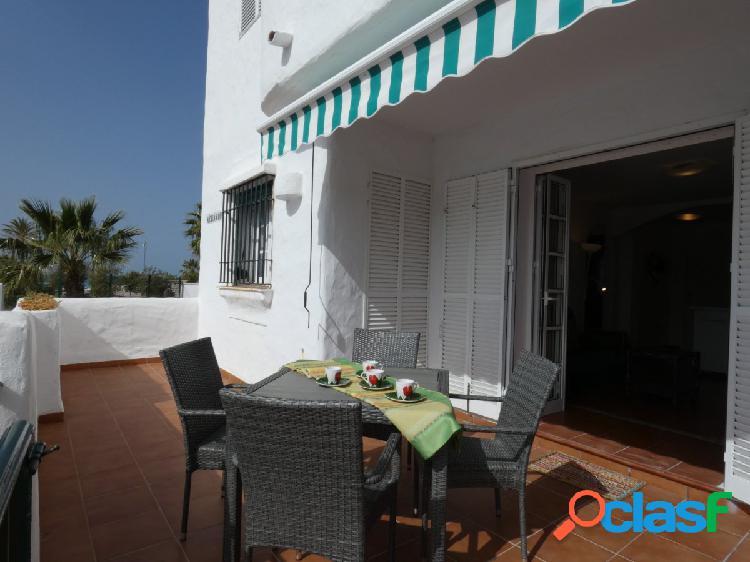 Apartamento con vistas al mar en La Barrosa