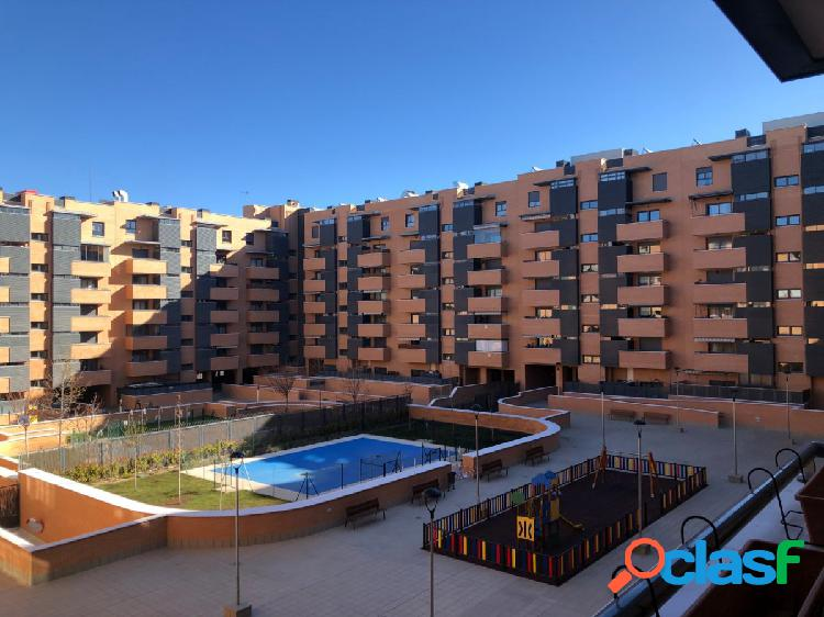 Piso de 3 dormitorios en alquiler en Rivas Vaciamadrid.