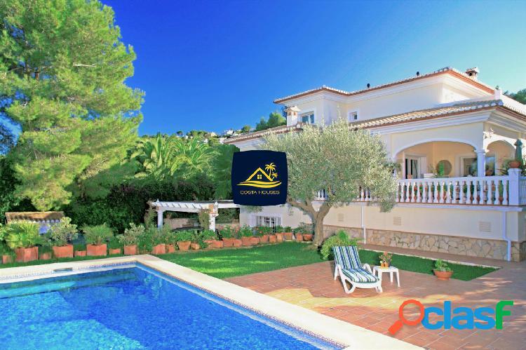 Villa con Vistas al MAR en TOSALET · Javea COSTA BLANCA | 5