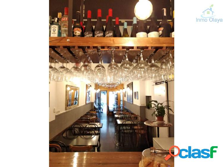 traspaso Bar Restaurante C3 en Gracia