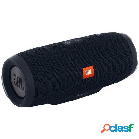 Altavoz bluetooth jbl charge 3 black - 2*10w - ipx7 resist.