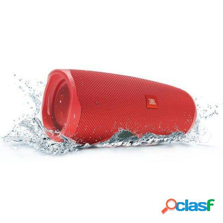 Altavoz bluetooth jbl charge 4 red - 30w - ipx7 resist. al