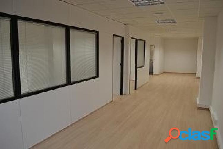 Fantástica Oficina de 100 m2 en Eixample Derecho