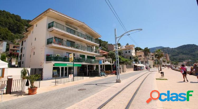 Fantástico apartamento en Puerto Soller con vistas al mar