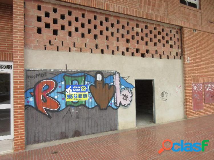 LOCAL COMERCIAL EN COLONIA MADRID