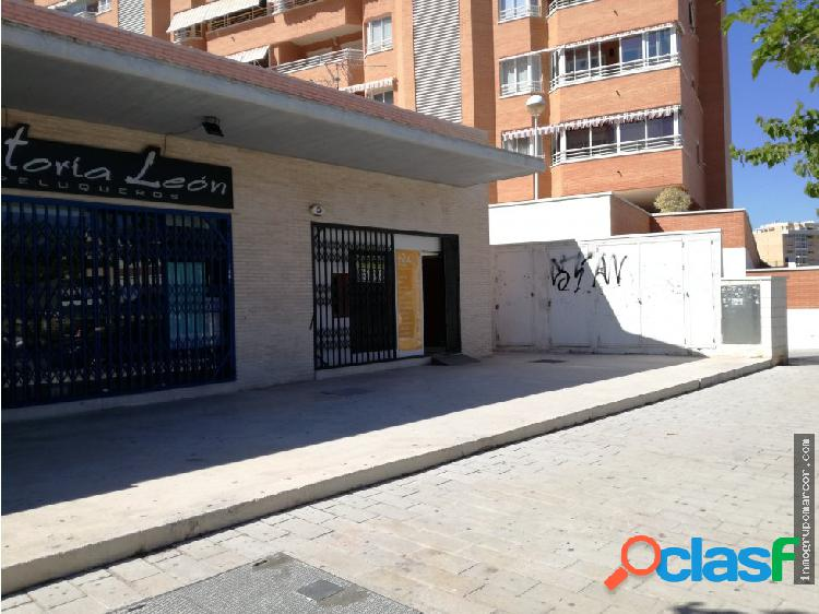 Local Comercial se Alquila en Alicante